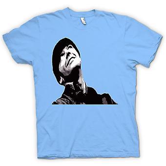 Womens T-shirt - One Flew Over Cuckoo's Nest - Jack Nicholson