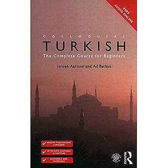 Colloquial Turkish: The Complete Course for Beginners (Colloquial Series (Book Only))