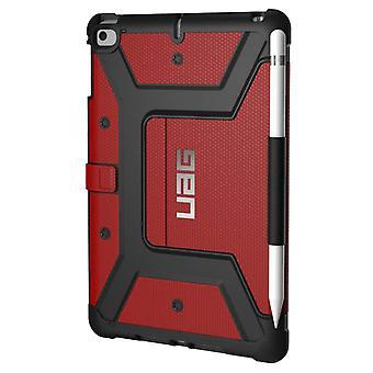 iPad Mini 4 / 5 2019 Protective Case Rigid Shockproof UAG Metropolis Red