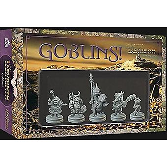 Labyrinth Das BrettSpiel Goblins! ausdehnung