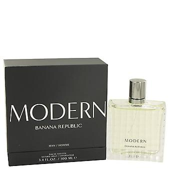 Bananenrepubliek moderne eau de toilette spray per bananenrepubliek 532884 100 ml