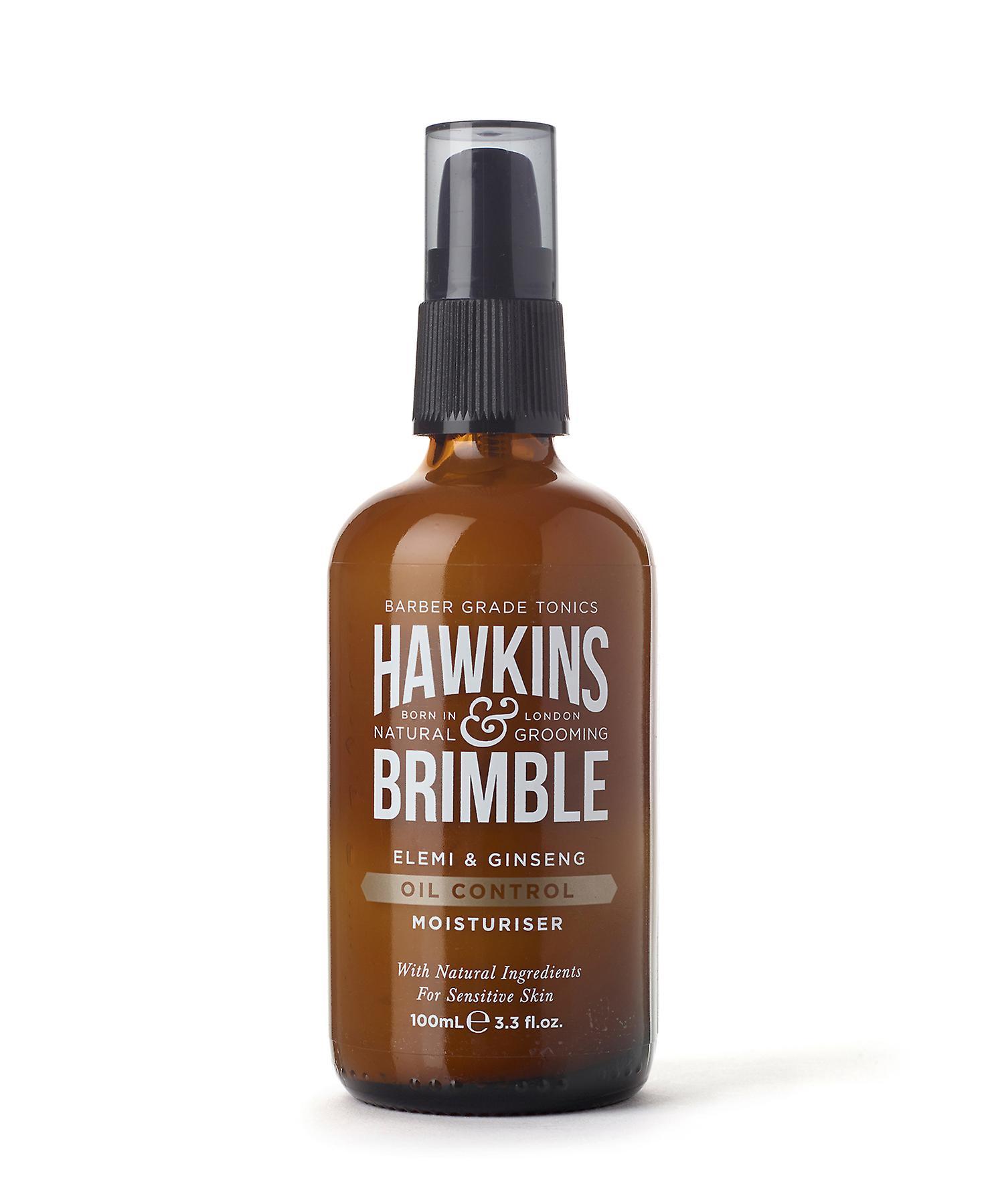Hawkins & Brimble Oil Control Moisturiser (100ml).
