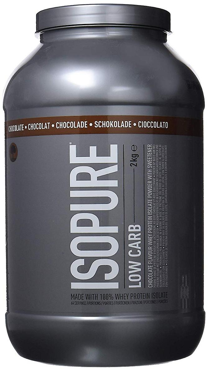 Isopure Low Carb 100% proteína Whey