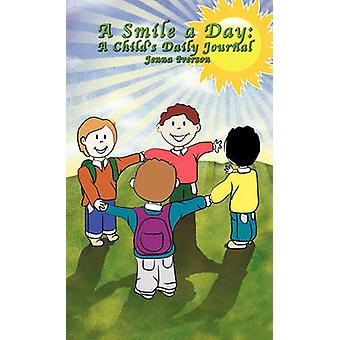 A Smile a Day - A Child's Daily Journal by Jenna Iverson - 97814269518