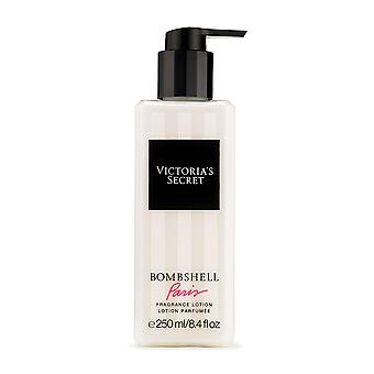 (2 Pack) Victoria's Secret Bombshell Paris Fragrance Lotion 8.4 oz / 250 ml