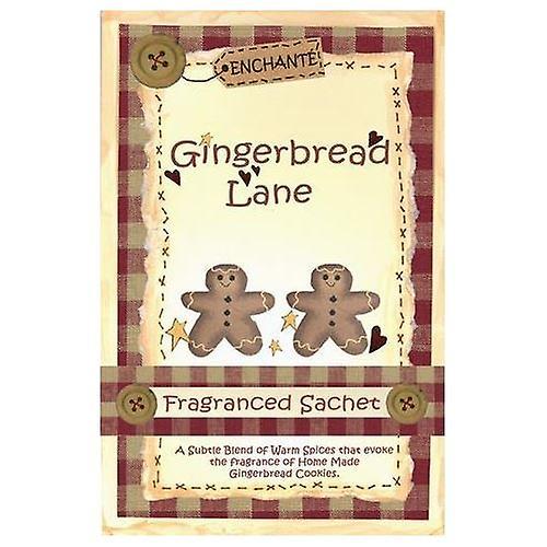 Gingerbread Lane Fragranced Sachet