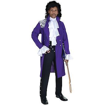 Purple Pop Star Coat Adult