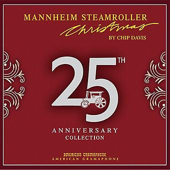 Mannheim Steamroller - Christmas 25th Anniversary Collection [CD] USA import