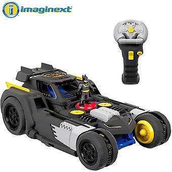Imaginext DC Super Friends transformeren Batmobile R/C