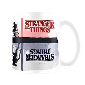Stranger Things Upside Down Heat Changing Mug Stranger Things Upside Down Heat Changing Mug