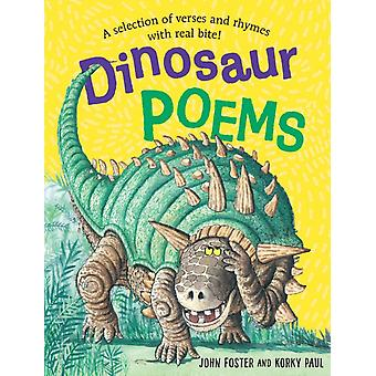Dinosaur Poems by Foster