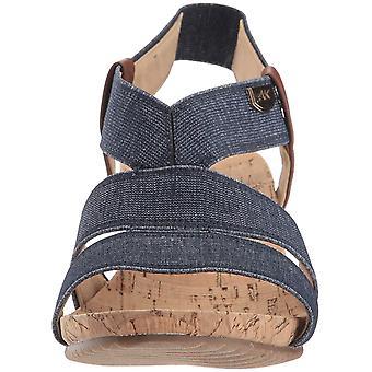 Anne Klein Women's Cabrini Wedge Sandal