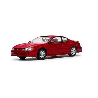 Chevrolet Monte Carlo SS (2000) Diecast Model Car