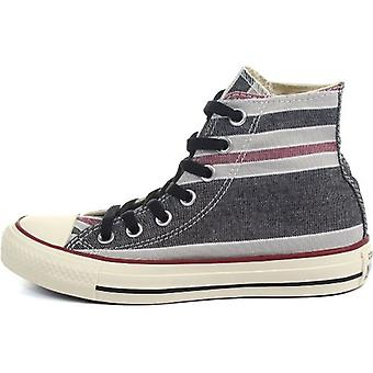 Converse Womens Chuck Taylor All Star ll High Low Top Lace Up Fashion Sneakers