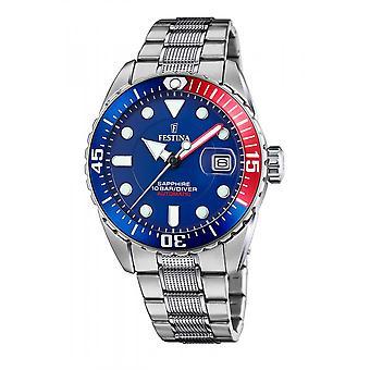 פסטינה-שעון יד-גברים-F20480/1-אוטומטי