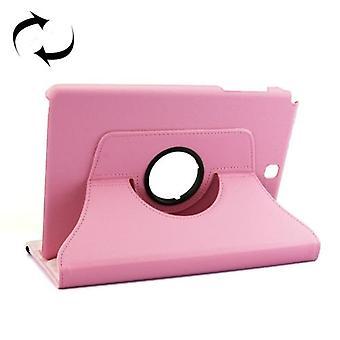 لسامسونج غالاكسي تبويب A 9.7 SM-T550، SM-T555 حالة، غطاء التدريع الجلدية، الوردي