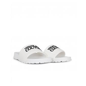 Versace Jeans Couture Footwear Couture Logo Sliders