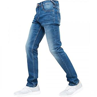 Duck and Cover Duck And Cover Men's Slim Fit Hardwearing Ultra Flex Denim Jeans