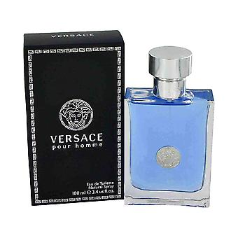 Versace för män 3,4 oz 100 ml eau de toilette spray