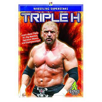 Superstars of Wrestling Triple H door J.R. Kinley