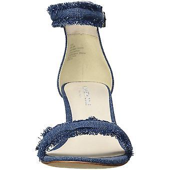 Kenneth Cole New York naisten Davis nilkka hihna kiila sandaalit