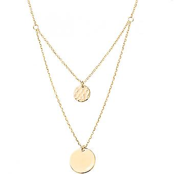 Necklace and pendant Go Mademoiselle Jewelry 604009 -