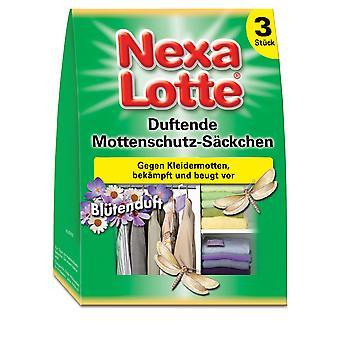 NEXA LOTTE® Moth Protection Pillow, 3 Pieces