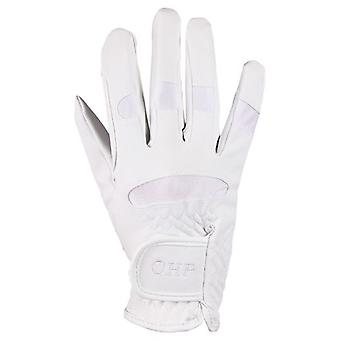 QHP White Multi Glove (Horses , Rider equipment , Accessories , Glothes)