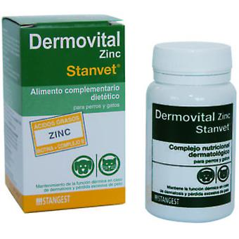 Stanvet Dermovital Zinc 60Tabs (Dogs , Supplements)