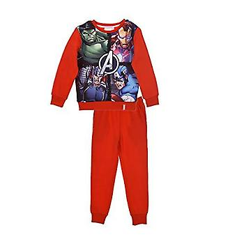 Marvel avengers boys jogging suit tracksuit