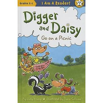 Digger and Daisy Go on a Picnic by Judy Young - Dana Sullivan - 97815