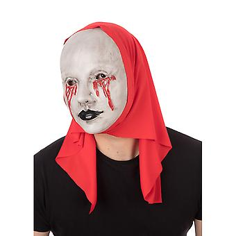 Bristol Neuheit Unisex Erwachsene Bluten Maid Halloween Maske