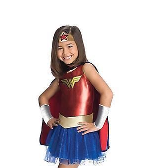 Wonder Woman. Grootte: peuter