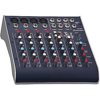 Studiomaster C2s-4 Compact Mixer Avec Usb