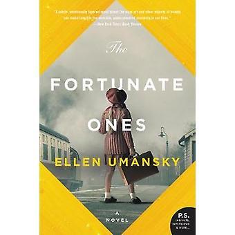 Onnekas niitä - romaani Ellen M. Umansky - 9780062382498 kirja