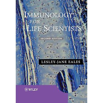 Immunology for Life Scientists by Lesley-Jane Eales - 9780470845240 B