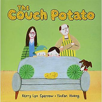 The Couch Potato by Kerry Lyn Sparrow - 9781525300059 Book