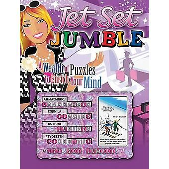 Jet Set Jumble (R) - A Wealth of Puzzles to Enrich Your Mind by Tribun