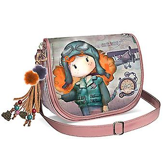 Forever Ninette Atlantic-Muffin Crossbody Bag (Small)
