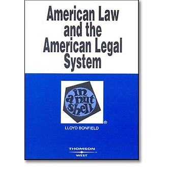 American Law and the American Legal System in a Nutshell by Lloyd Bon