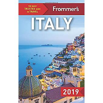 Frommer's Italy 2019 by Stephen Brewer - 9781628873948 Book