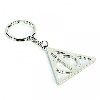 Half Moon Bay Harry Potter Keyring Deathly Hallows