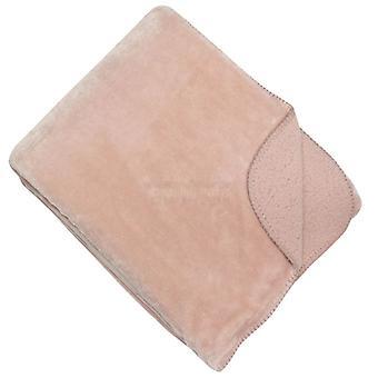Malini Cosy Throw Light Pink 150 x 200cm
