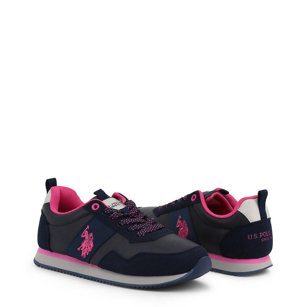 Kvinne skinn joggesko sko ua51191 - Spesiell rabatt