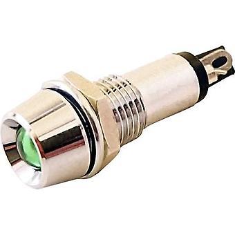 Barthelme 58500513 Wskaźnik LED Zielony 12 V AC, 12 V DC 16 mA 58500513