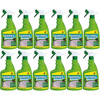 Sparset: 12 x COMPO Vorox® terraces and paths AF, 1000 ml