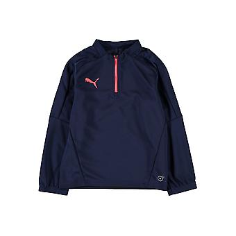 Puma Essentials Quarter Zip Top Junior Boys