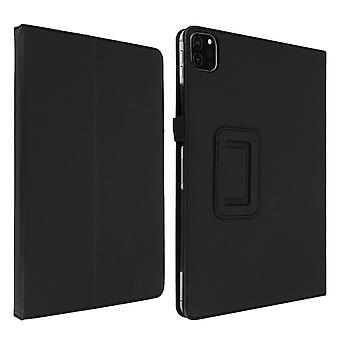 Cubierta protectora iPad Pro Case 12.9 2020 Soft Touch Support Function Black