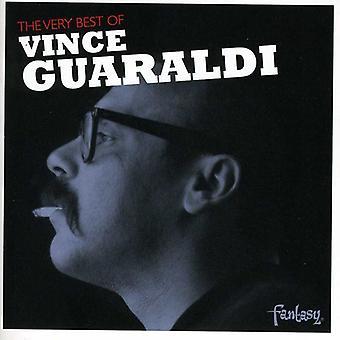 Vince Guaraldi - mycket bästa av Vince Guaraldi [CD] USA import
