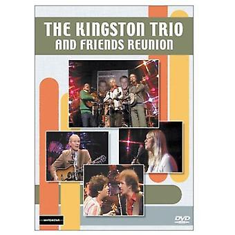 Kingston Trio - Kingston Trio & Friends Reunion [DVD] USA import